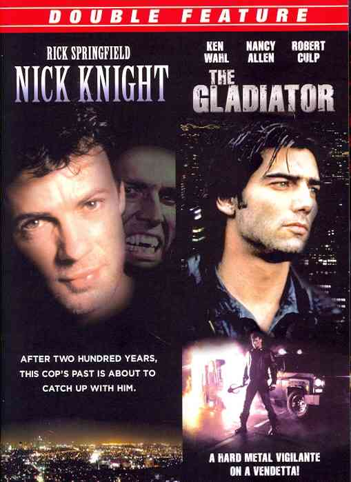 GLADIATOR/NICK KNIGHT BY SPRINGFIELD,RICK (DVD)
