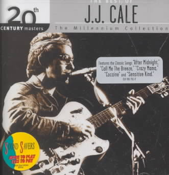 20TH CENTURY MASTERS:MILLENNIUM COLLE BY CALE,J.J. (CD)
